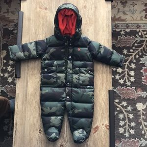 Ralph Lauren Snow Suit ❄️ NEVER WORN❄️